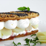 Millefeuille d'asperges
